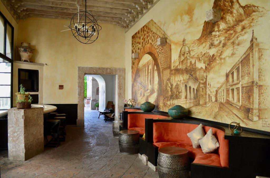 Hotel Boutique & Spa Doña Urraca Querétaro