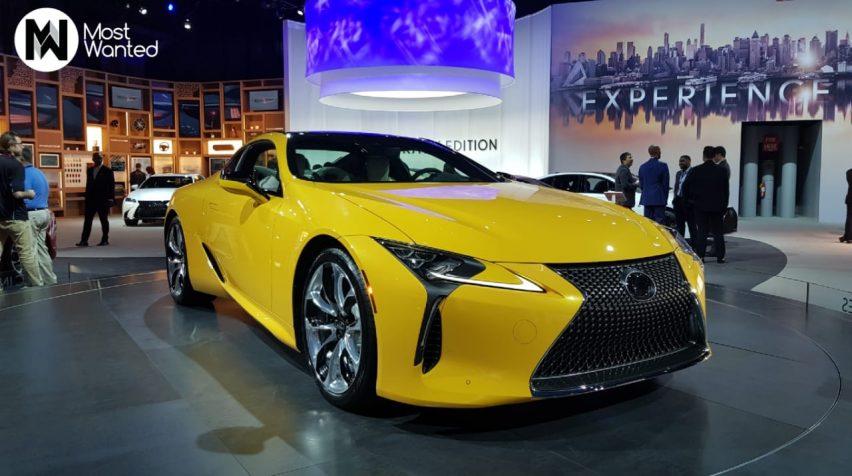 Ya es oficial: Lexus llega a México