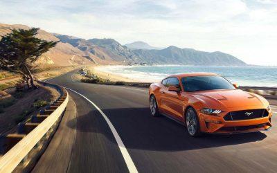 5 datos para festejar los 55 años de Mustang