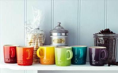 Le Creuset Rainbow llega a darle vida a tu cocina