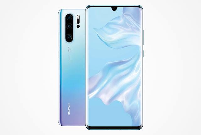 Huawei P30 y Huawei P30 Pro