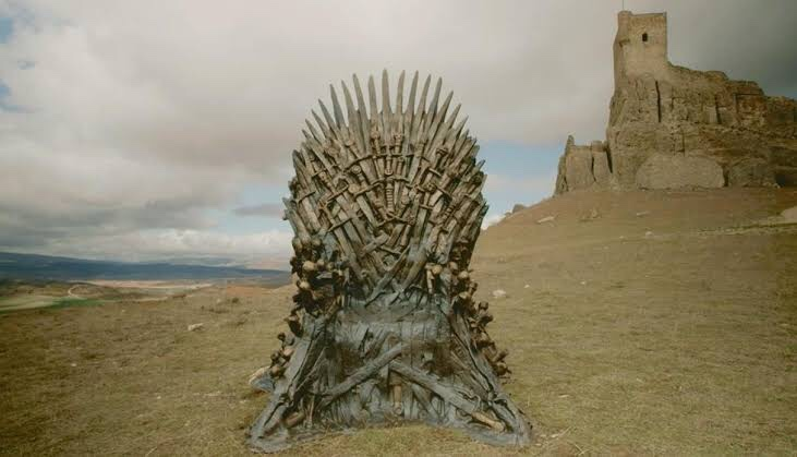 El Trono de Hierro de Game of Thrones en la CDMX