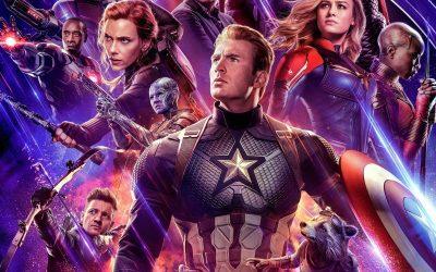 Loca preventa de Avengers: Endgame