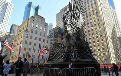 Así se vivió la Premier de Game Of Thrones en Nueva York