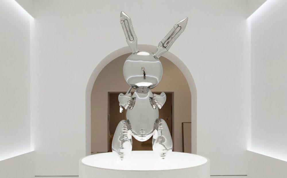 Rabbit de Jeff Koons