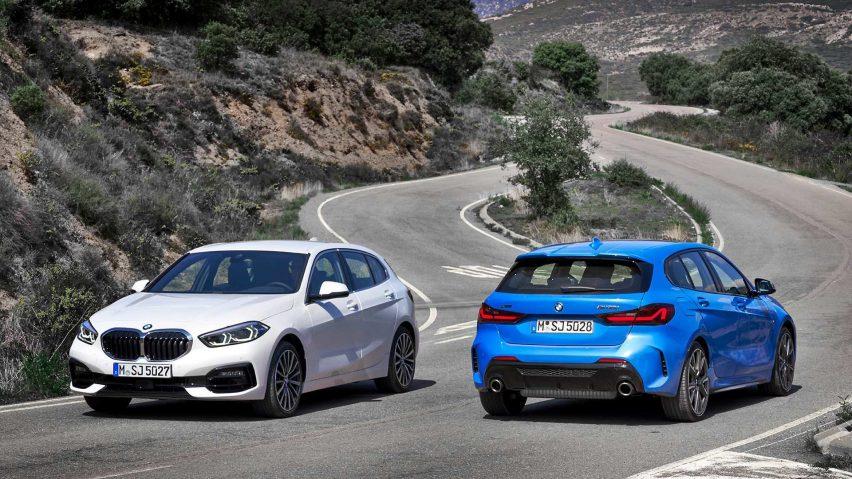 BMW Serie 1 2020 ya está aquí