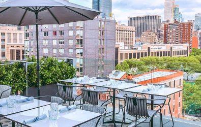 5 Hoteles únicos para vivir New York diferente