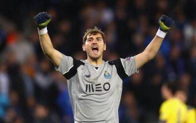 Iker Casillas sufre infarto