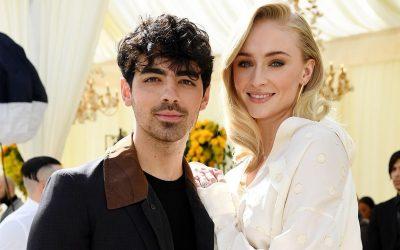 Joe Jonas y Sophie Turner se casan en Las Vegas