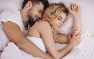 """Esta es la almohada para dormir de """"cucharita"""""""