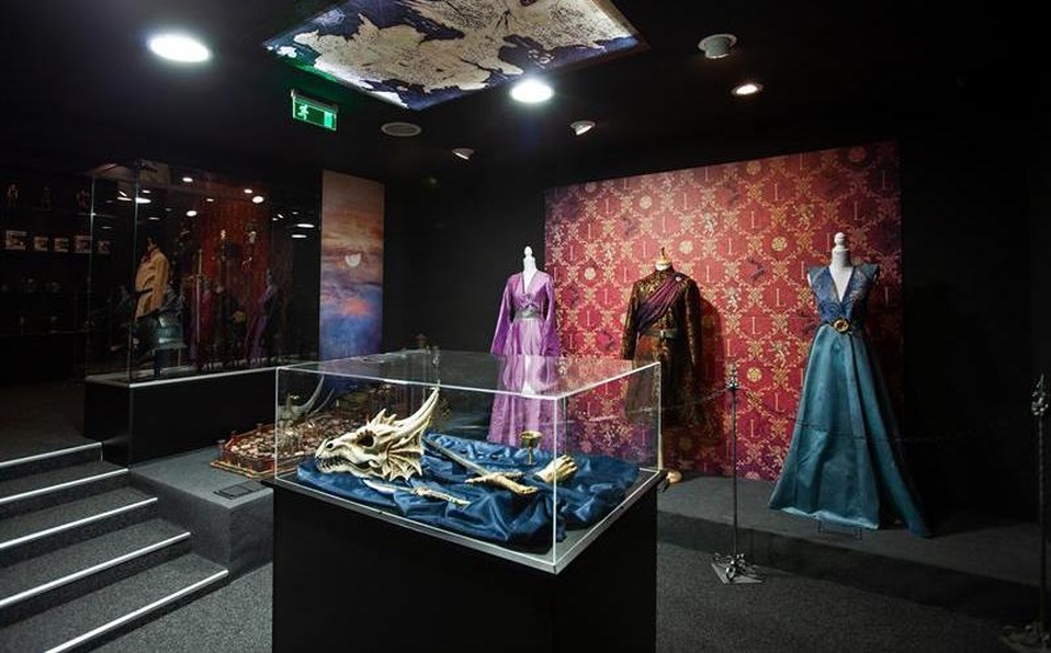 El museo de Game Of Thrones