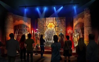 Este es el museo de Game of Thrones