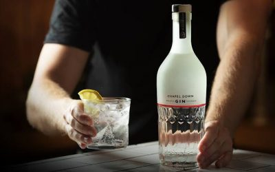 Pinot Noir Gin: gin y vino a la vez