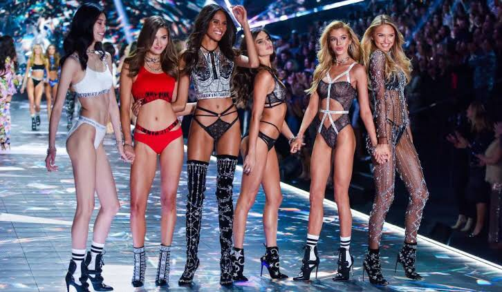 Victoria's Secrets Fashion Show 2019