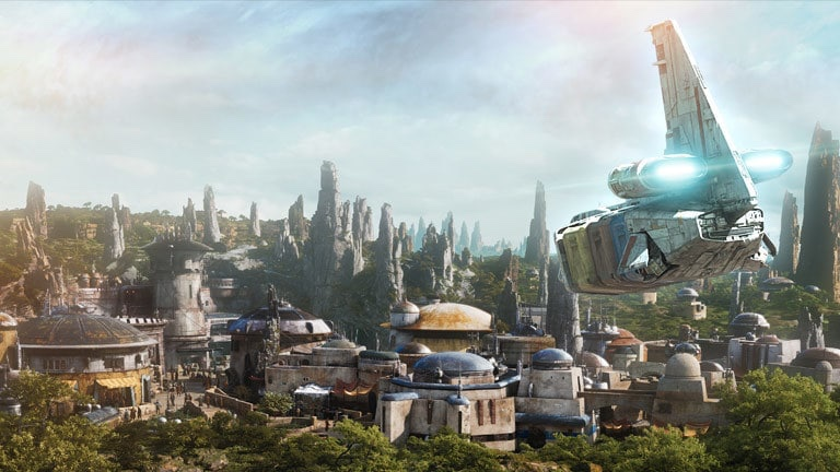 Batuu Galaxy's Edge
