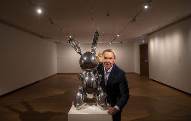 Rabbit de Jeff Koons rompe importante récord