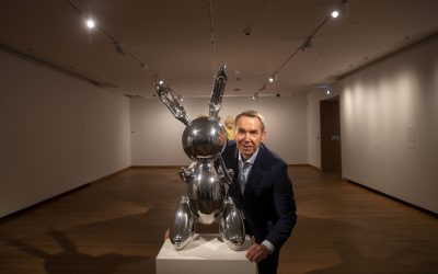 Rabbit de Jeff Koons rompe récord