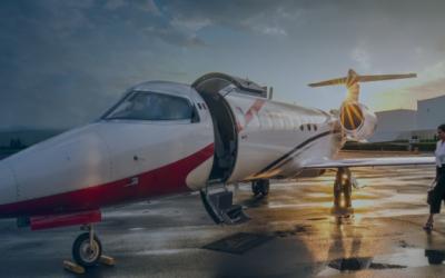 Vuela en jet privado con Aeroméxico