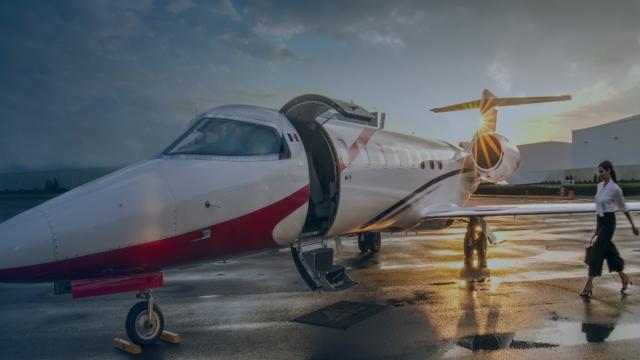 Aeromexico Private Jets, para viajar con mayor lujo