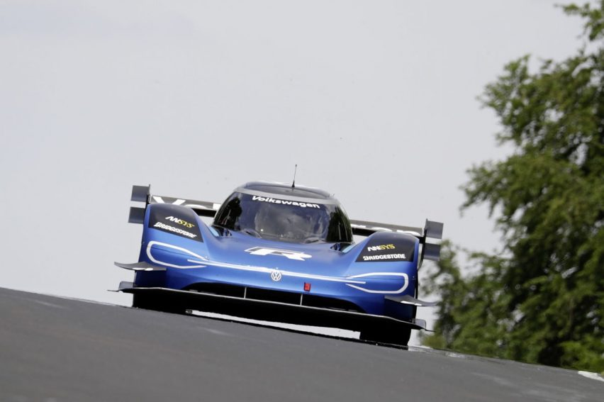 Volkswagen ID.R: el Rey eléctrico de Nürburgring