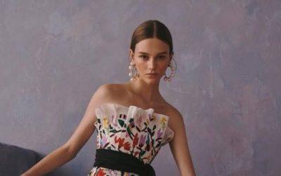 La nueva colección de Carolina Herrera está inspirada en México