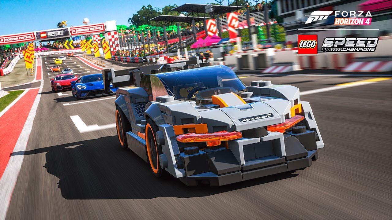 LEGO Speed Champions de Forza Horizon 4