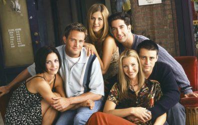 Friends pronto se mudará a HBO