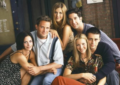 Friends pronto se mudará a HBO