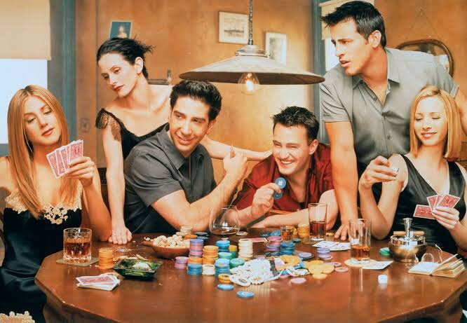 Friends Serie de TV