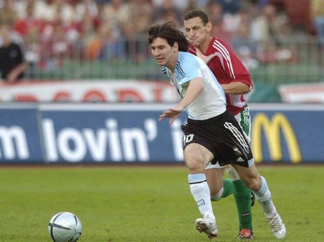 5 cosas que no sabes de Messi