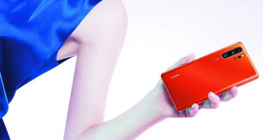 Huawei P30 Pro nos presenta el color del verano