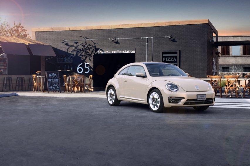 Volkswagen cambia las reglas para Beetle Final Edition