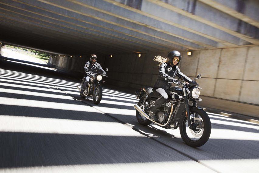 Triumph Motorcycles llega a México