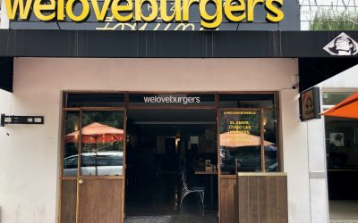 Experiencia: Restaurante We Love Burgers