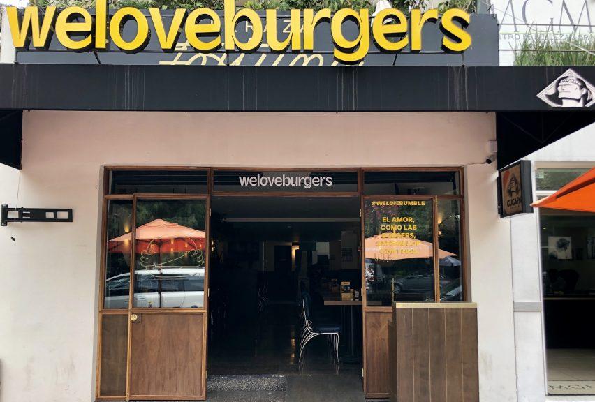 Experiencia: Restaurante We Love Burgers