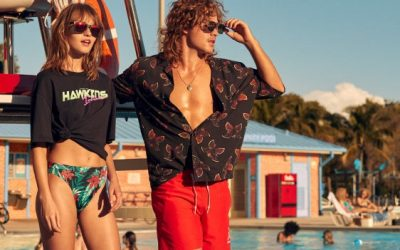 H&M viste tú afición por Stranger Things