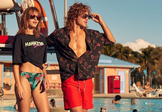 H&M viste tú afición por Stranger Things