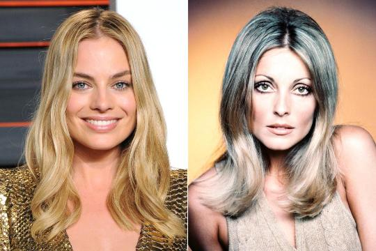 Once Upon A Time In Hollywood Sharon Tate y Margot Robbie