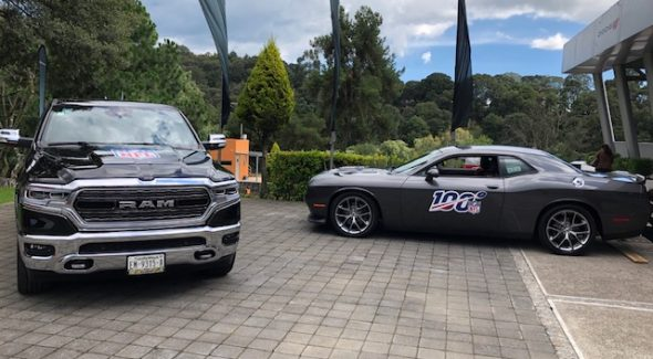 Dodge y RAM listos para la NFL en México