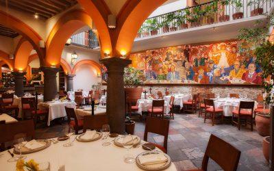 El Mural de los Poblanos, restaurante imperdible