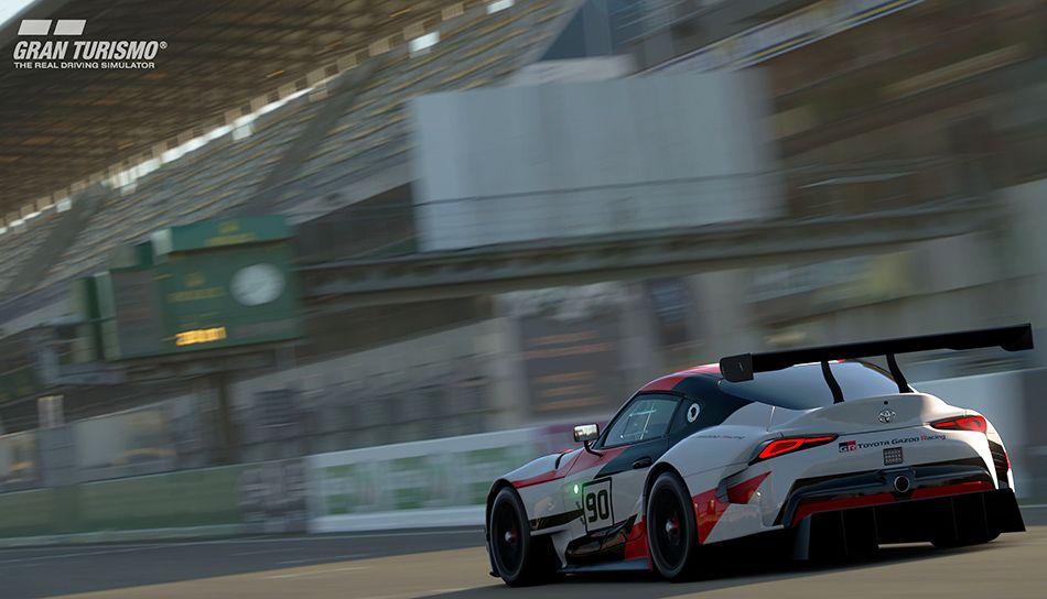 Supra Gran Turismo Sport