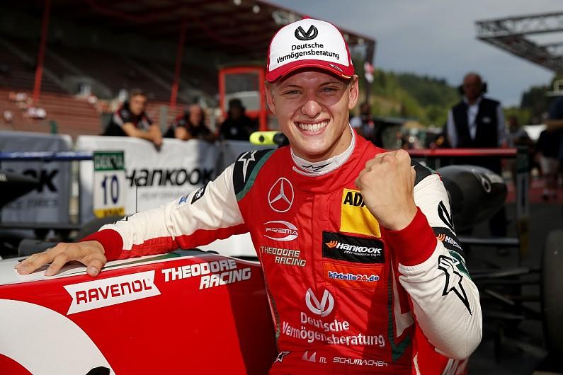 Mick Schumacher y su victoria de Formula 2