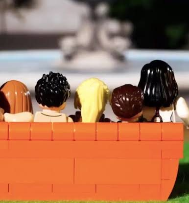 Friends tendrá set de Lego