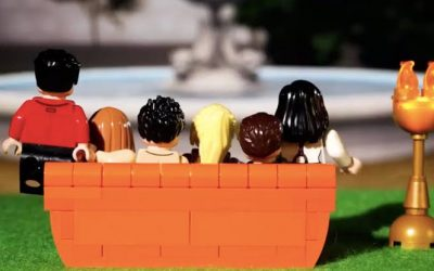 Friends tendrá set de Lego