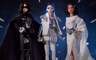 Barbie Star Wars una edición especial