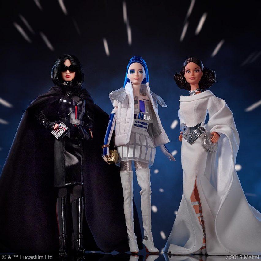 Barbie Star Wars una edición especial