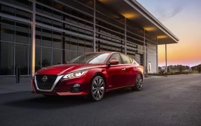 Nissan Altima permite que tu ADN elija su color