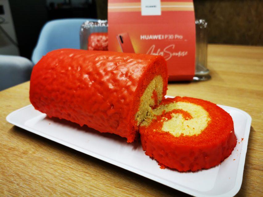 Serp&tina: el sabor de Amber Sunrise