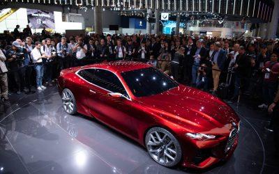 Auto Show de Frankfurt: las mejores presentaciones