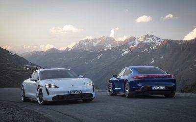 Porsche Taycan: La presentación del año